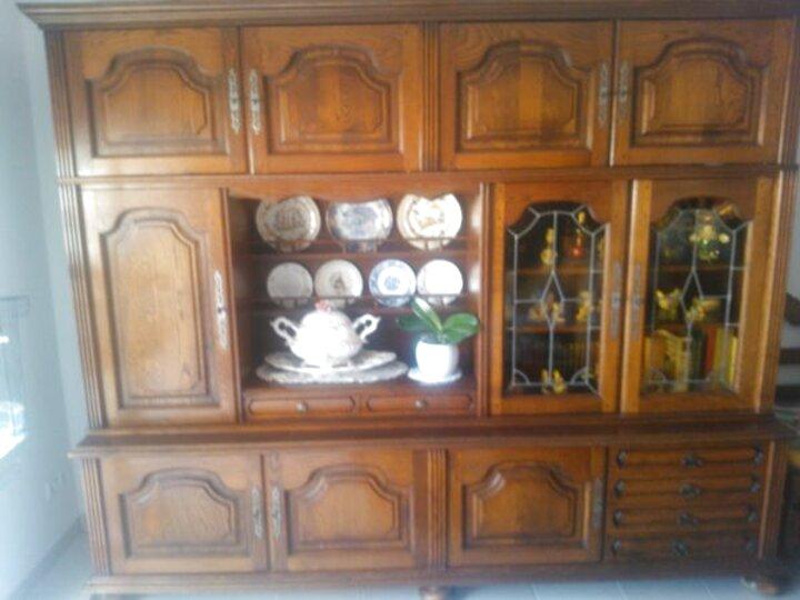 meuble ancien chene