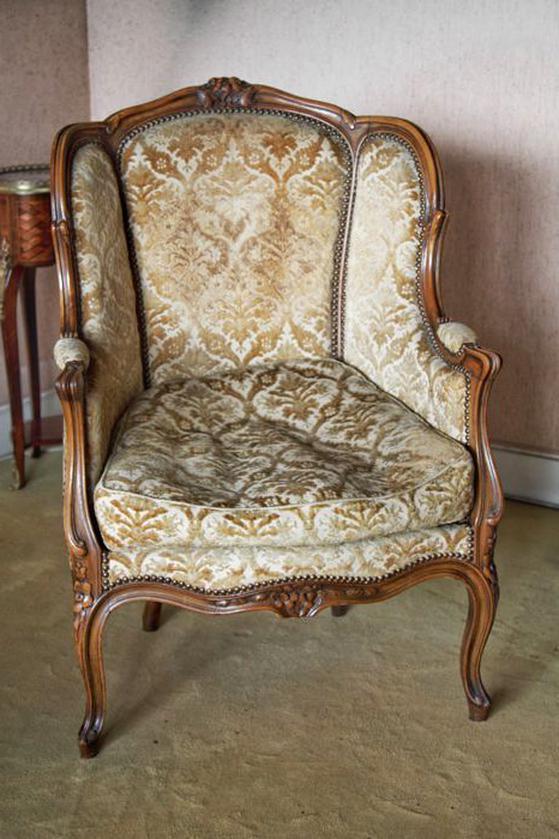 fauteuil bergere ancien d occasion
