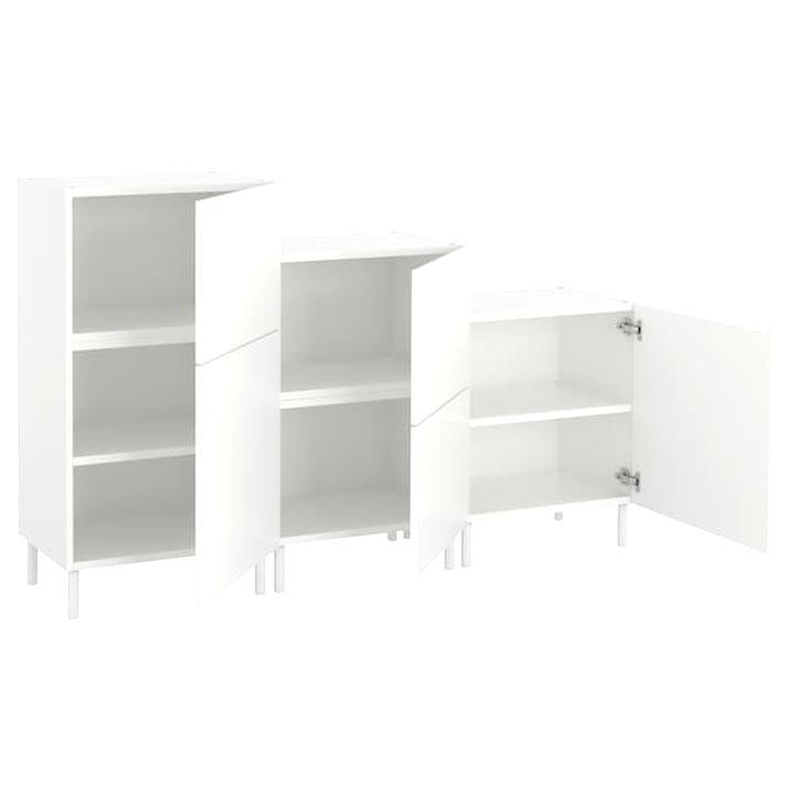 Meuble De Rangement Colonne Ikea Brimnes Blanc 1 P