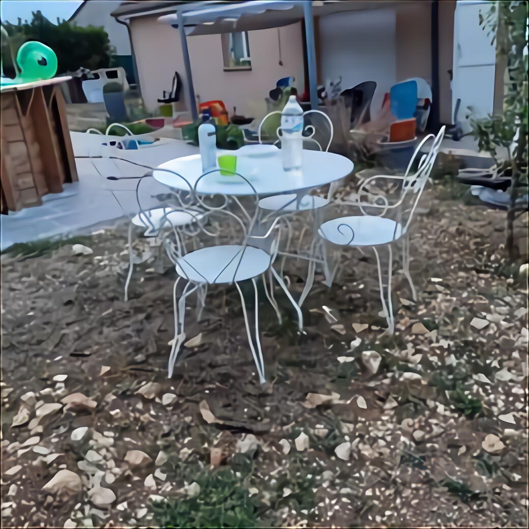 salon jardin fonte d occasion