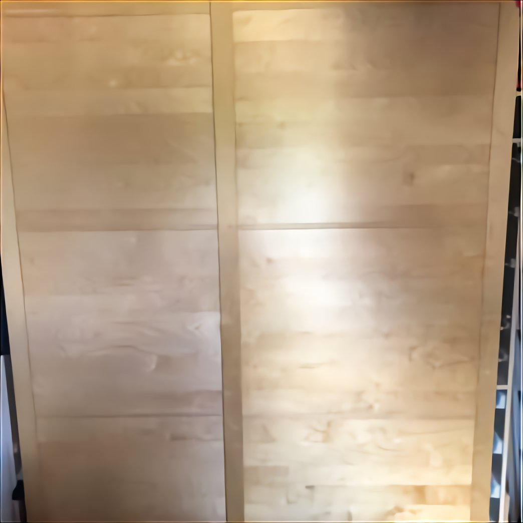 armoire ikea coulissante d occasion
