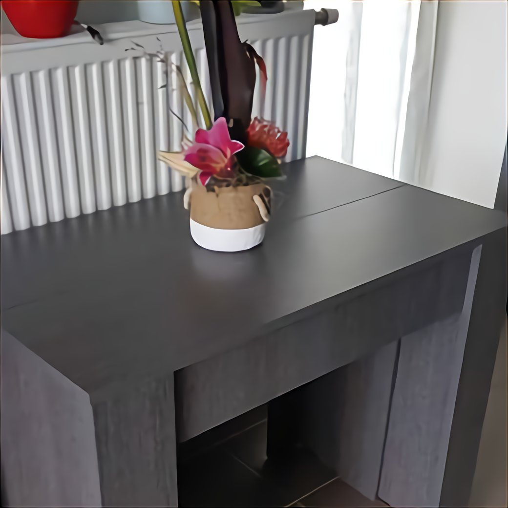 console extensible wenge d occasion