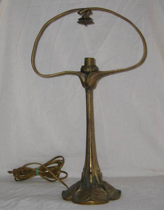 pied lampe art nouveau d occasion