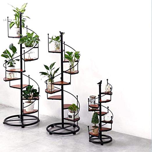etagere plantes fer forge d occasion