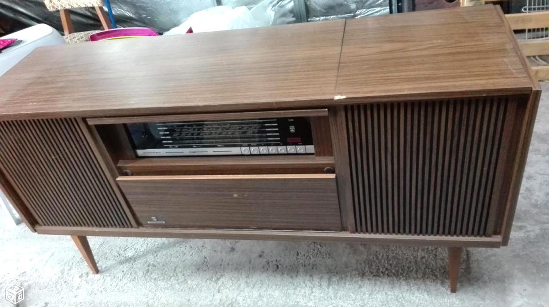 meuble hifi radio d occasion plus que
