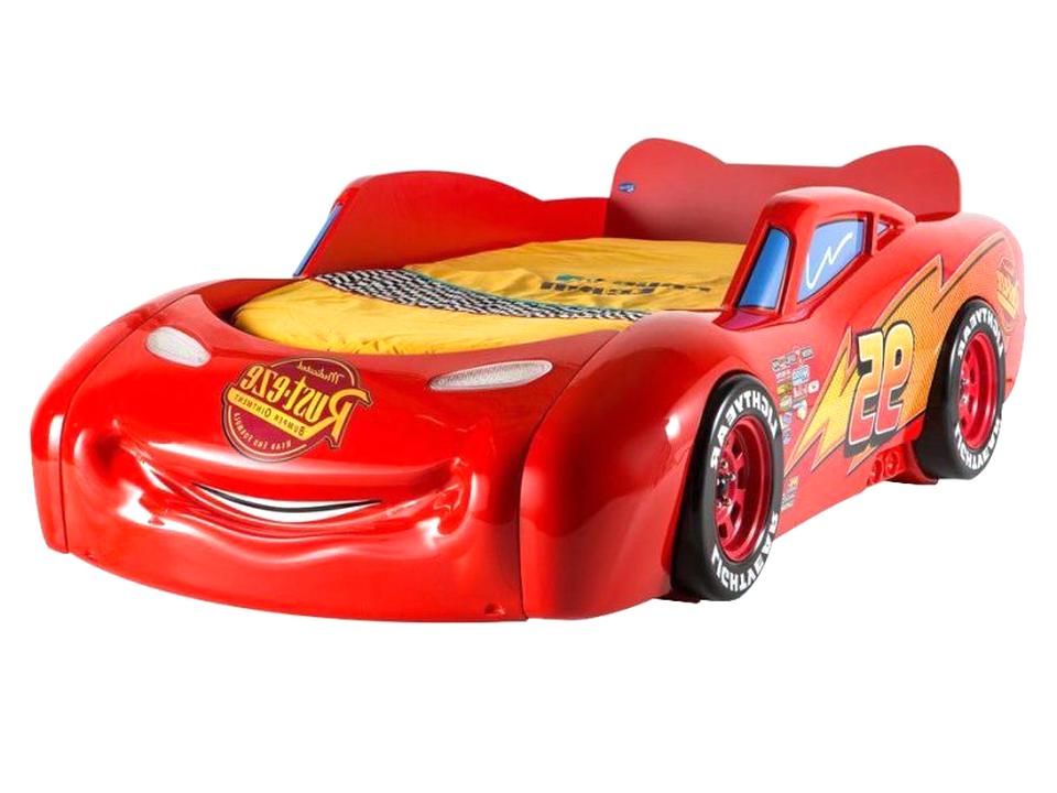 lit voiture cars disney d occasion