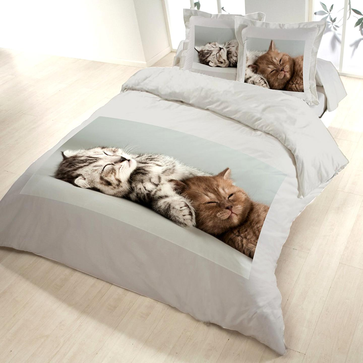 housse couette chat d occasion