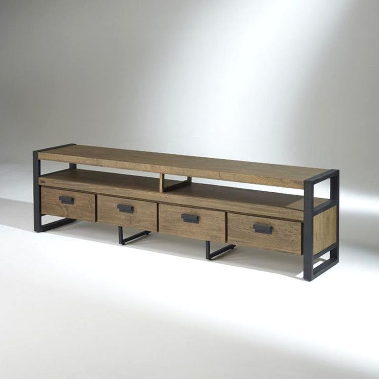 meuble tv industriel d occasion