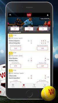 application winamax mobile android iphone