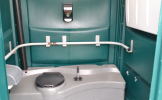 Mobile Disabled Toilet Portable Hire