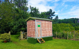 Mobile Shed Loo