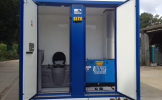 Mobile Welfare Toilet Generator Drying Room Hire