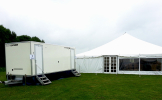 luxury portable toilets for all events covering London and surrounding counties