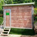 potting shed toilet