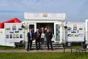 site event showmans show