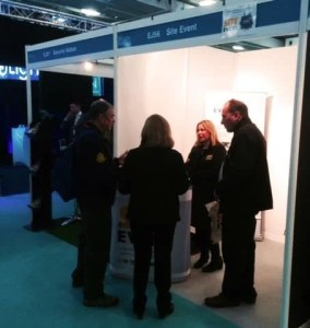 event production show stand