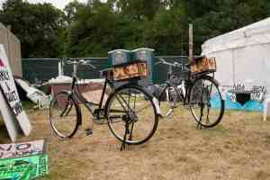 cycling event toilet hire