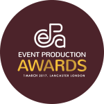 Site Event Have Been Shortlisted At The Event Production Awards 2017