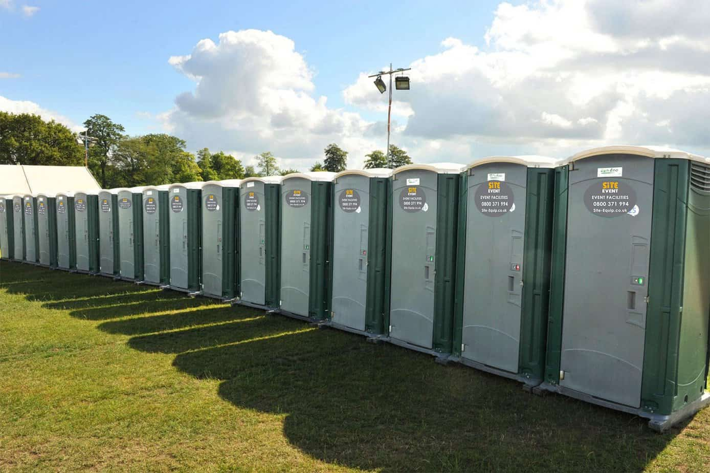 Do I Need A Luxury Portable Bathroom Trailer For My: How Much Does It Cost To Rent A Portable Toilet • Site Equip
