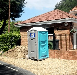 portable toilet hire reading