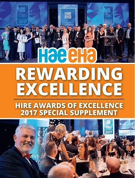 HAE EHA Award - 2017 Supplement - April 2017