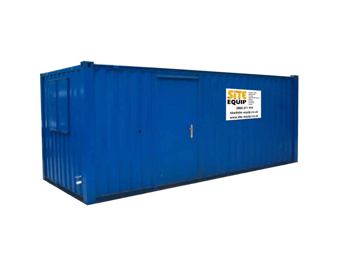 anti vandal containers 20 foot