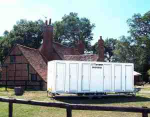 portable toilet hire burgess hill