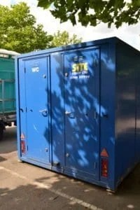 portable toilet hire salisbury wiltshire