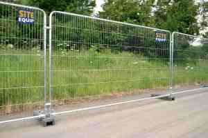 Heras Fencing Hire For Your Construction Site
