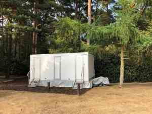 Portable Toilet Hire Hertford Hertfordshire