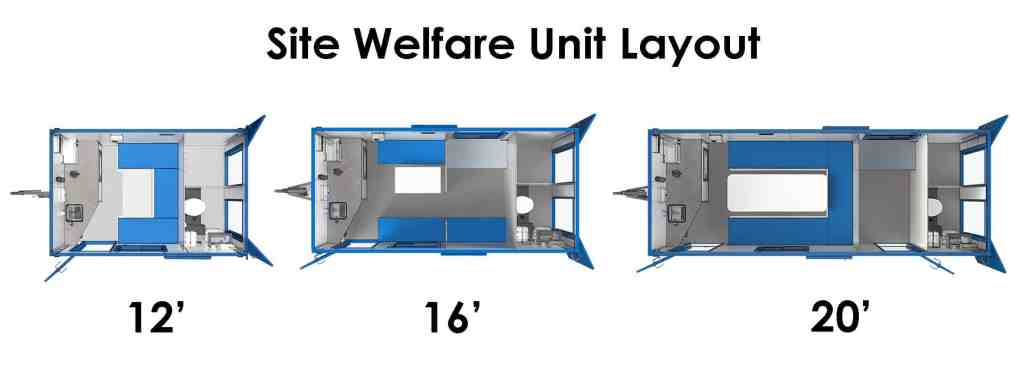 Site Welfare Units