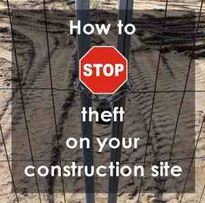 construction site protection
