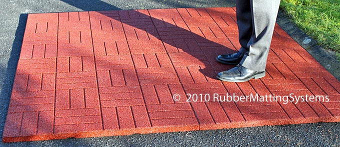 rubber matting systems