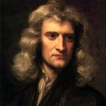 Isaac Newton - Retrato
