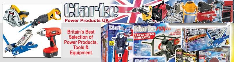 Clarke Spare Parts Manufacturer