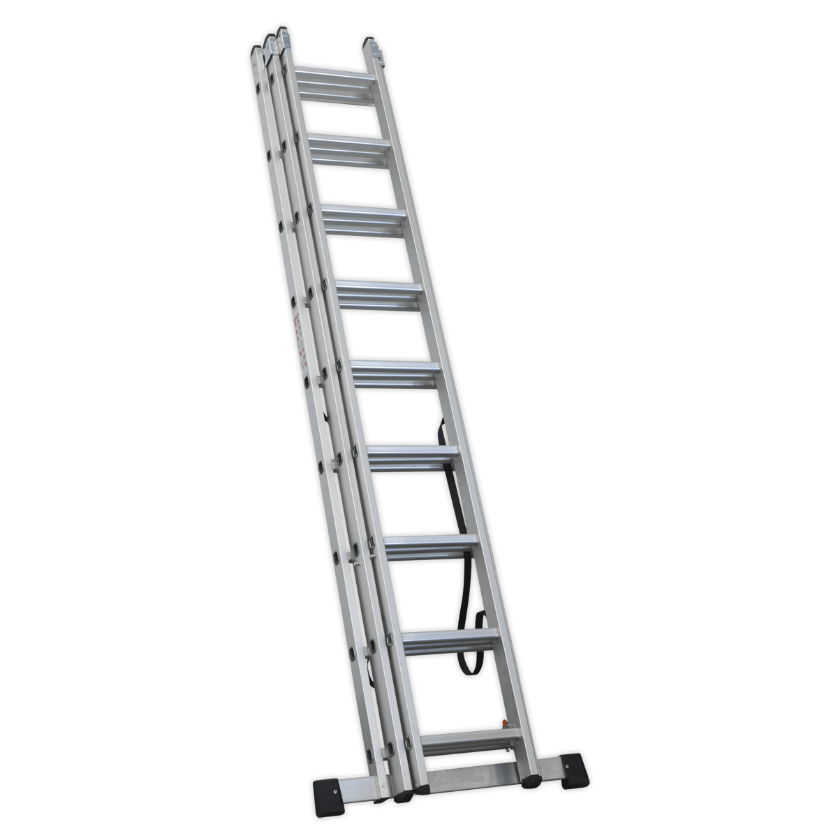 Sealey Acl3 Aluminium Extension Combination Ladder 3x9 En