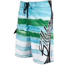Bermudas-Dagua-Agua-Verão-Marca-Famosa-Billabong-Tactel-Tecido-Importada-Praia-Raspador-Claro-Agua