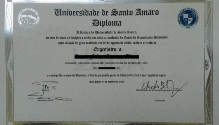 Comprar diploma