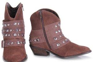 Tendências de botas femininas 2013