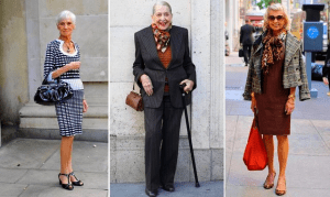 Mulheres maduras: O certo e o errado na hora de se vestir!