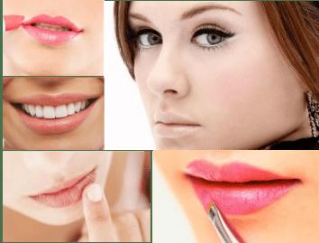maquiagem para o dia - boca