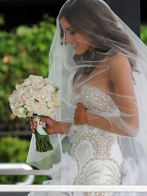 noiva com véu