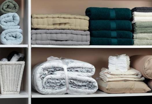 ilustração do artigo sobre cheiro de mofo no guarda-roupa