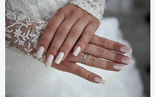 mãos de noivas para casamento