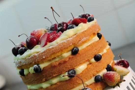 imagem de Naked cake