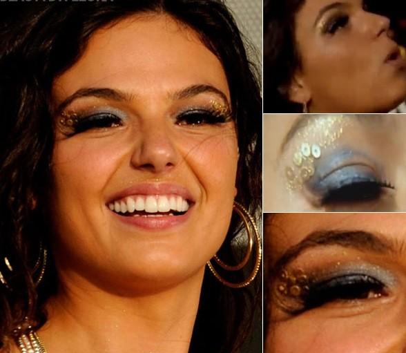 maquiagem de Isis Valverde inspira o make de formatura