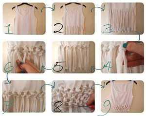 recortar roupa passo a passo