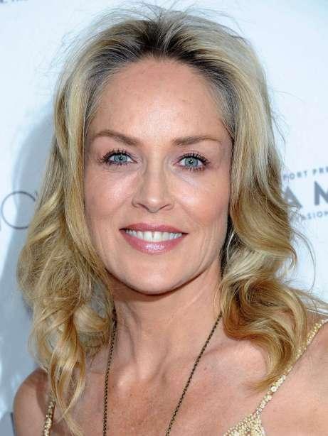 Sharon Stone nunca fez cirurgia plástica