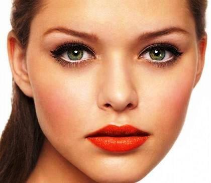 Maquiagem para aumentar os olhos