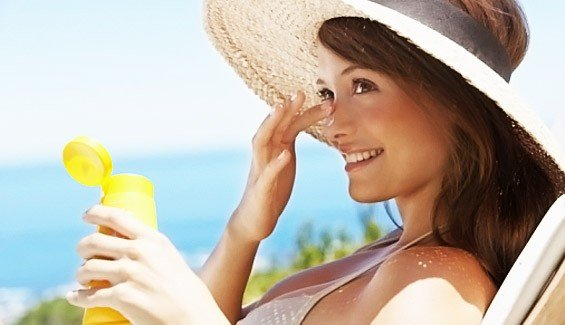 dicas para prevenir e tratar queimaduras de sol